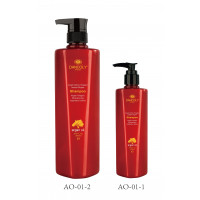 Atjaunojošs šampūns ar argana eļļu un aktīvo skābekli 800ml
